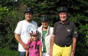 Familie Springhorn / Längert
