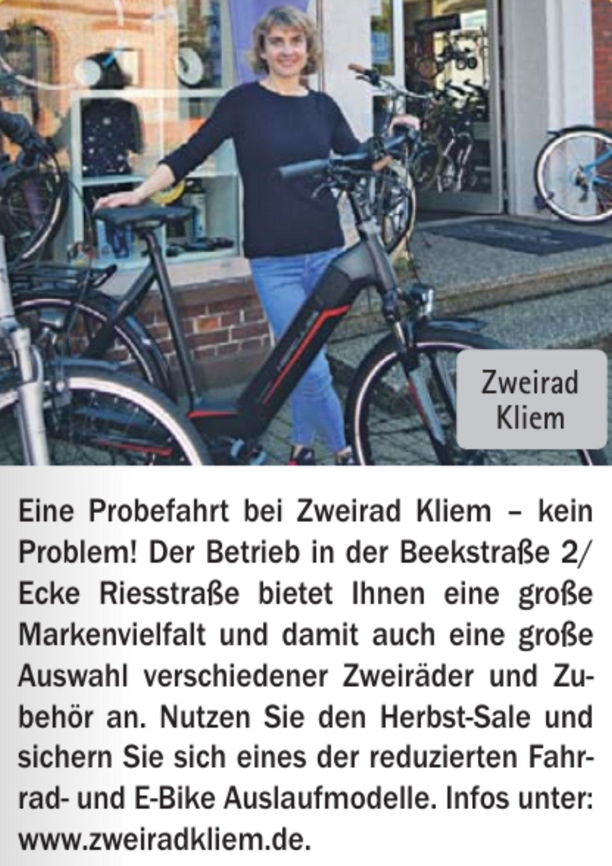 Zweirad Kliem